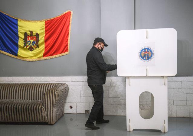 摩尔多瓦选举
