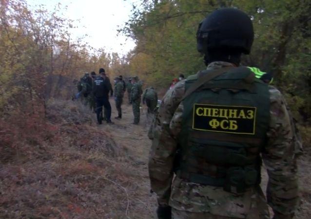 2020年初以来北高加索地区已预防15起恐怖主义犯罪活动