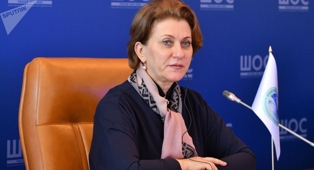 俄罗斯联邦消费者权益保护和公益监督局局长安娜∙波波娃