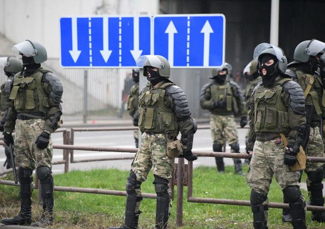白俄总统:指示总检察院监督反对派人士邦达连科死亡案调查情况