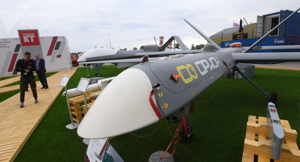 """""""喀琅施塔得""""公司:已开始在俄罗斯建设首座生产攻击无人机的工厂"""