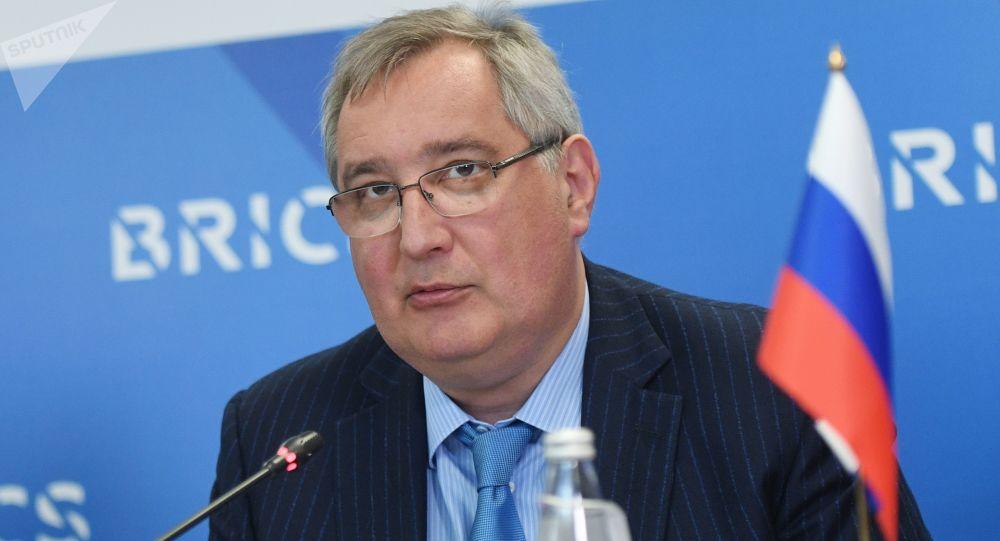 俄罗斯航天国家集团总裁罗戈津