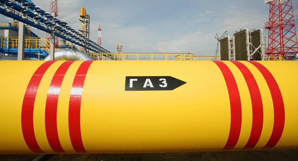 """俄气宣布为""""西伯利亚力量2号""""项目在蒙古成立公司"""