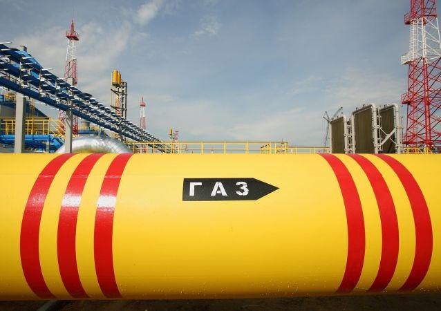 哈尔滨首个使用俄罗斯天然气的工程项目启动建设