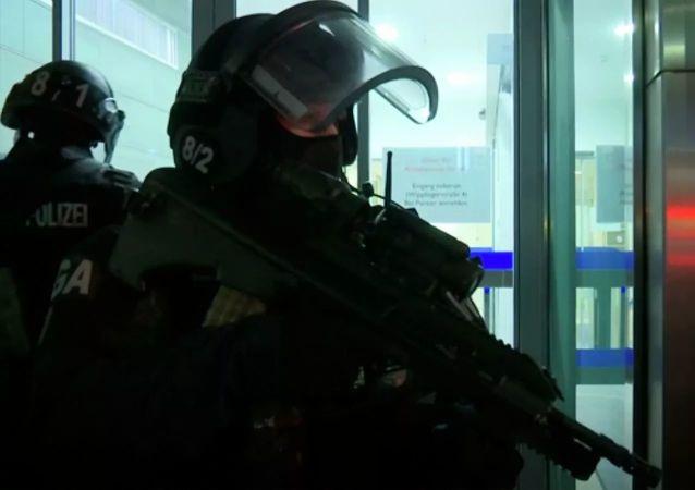 奥地利警察