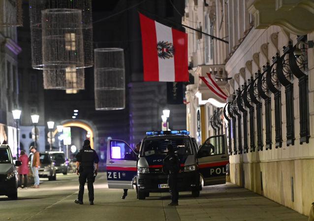 维也纳枪击事件