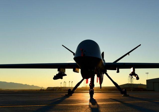 媒体:美欲向阿联酋出售18架武装无人机