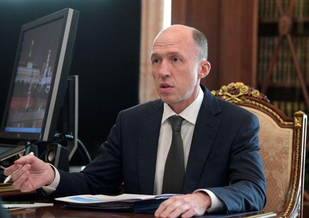 俄罗斯阿尔泰共和国行政长官霍罗霍金