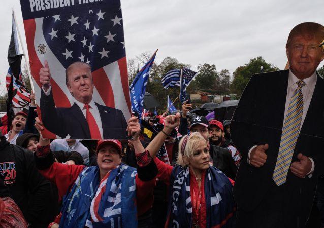特朗普的支持者
