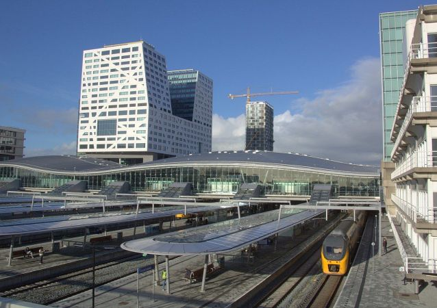 乌特勒支中央车站