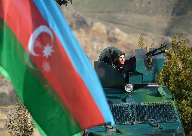 阿塞拜疆部队