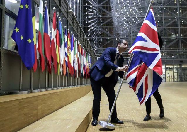 欧委会和欧洲理事会主席签署脱欧后与英国的合作协议