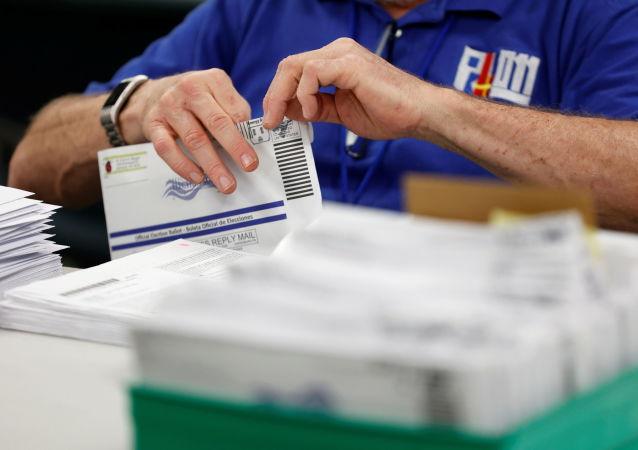宾夕法尼亚州法院拒绝按照特朗普诉讼要求从结果中删除8300张选票