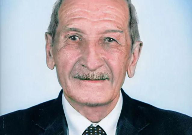 俄罗斯英雄尤里·舍甫琴科