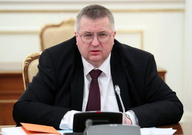 俄罗斯副总理阿列克谢·奥维尔丘克