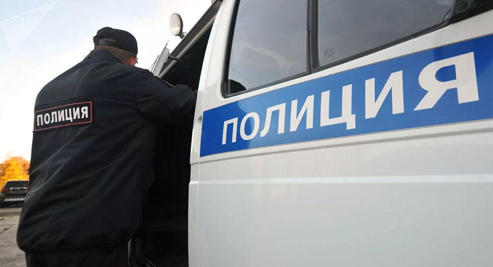 俄滨海边疆区警方