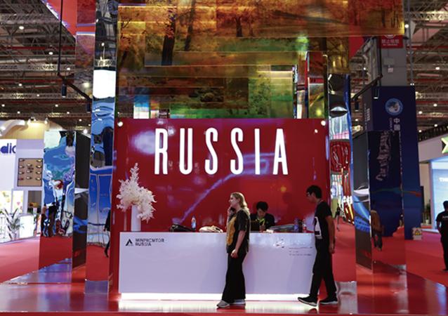 俄罗斯中国总商会将全力支持俄罗斯的企业家参加第四届中国国际进口博览会