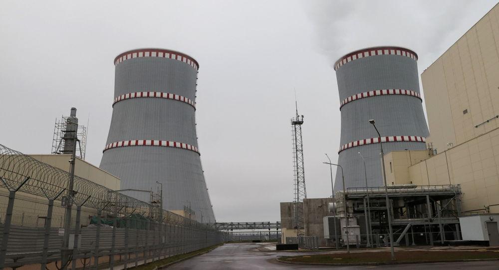 白俄罗斯核电站