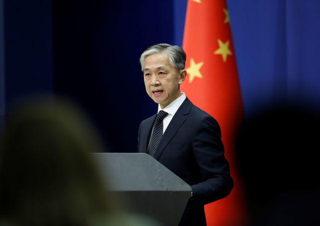 拜登称美国将和中国竞争 中国外交部:希望美国以更平和理性心态看待中国发展