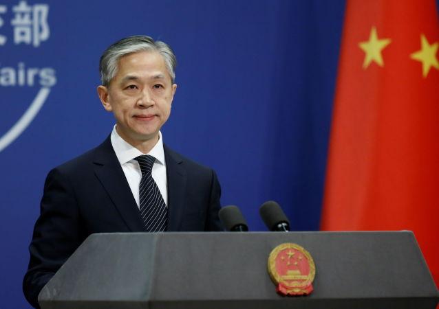 美报告指责中国未遵守暂停核试验承诺 中国外交部:不过是美国转移国际视线、污蔑抹黑他国的惯用伎俩