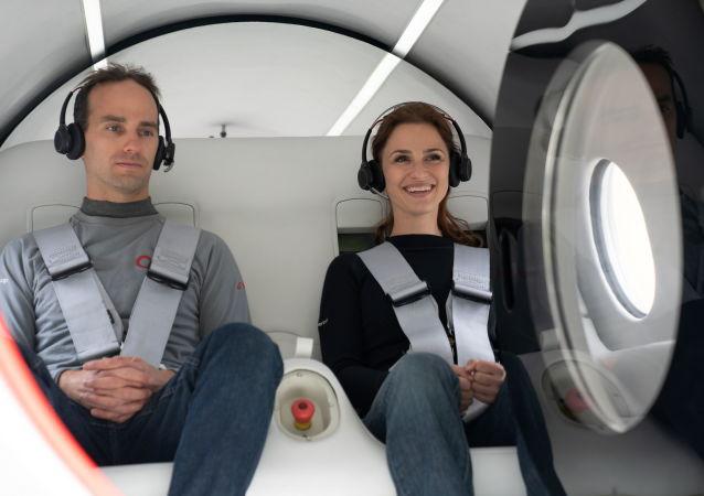 美国已测试搭载乘客的真空列车