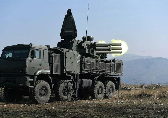 俄技集团:俄将制造新型近程通用防空火箭系统