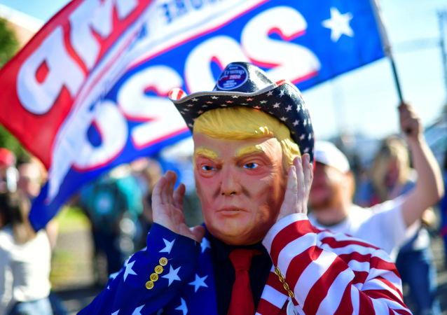 选举人投票给特朗普的可能性为0.01%