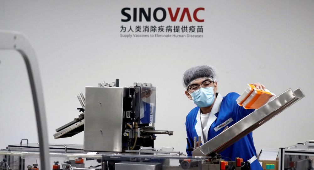 菲律宾批准紧急使用中国科兴新冠疫苗