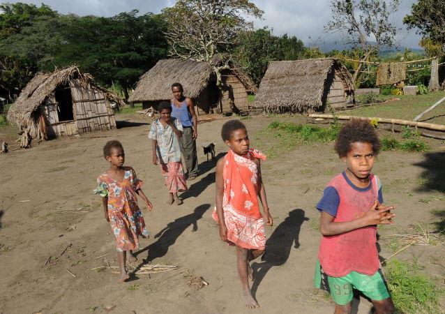 太平洋岛国瓦努阿图确诊第一例新冠病毒感染者