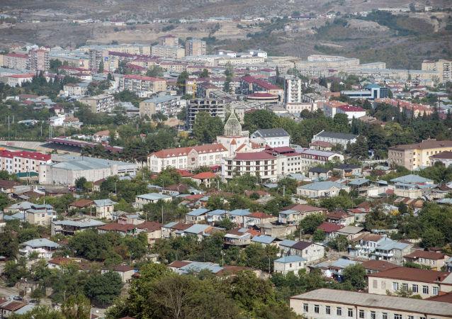 未获国际承认纳戈尔诺-卡拉巴赫共和国首都斯捷潘纳克特