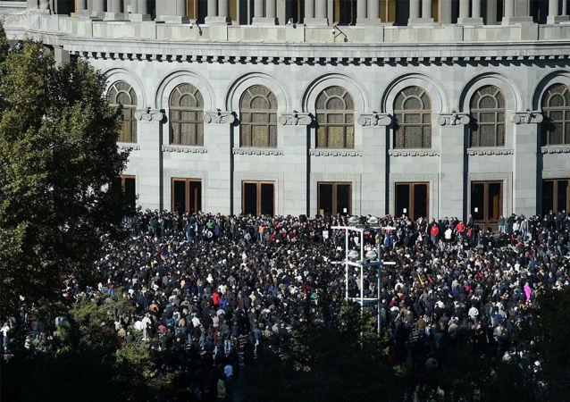 亚美尼亚反对派
