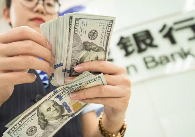 中国商务部:1-2月中国对外直接投资993.8亿元 同比下降7.9%