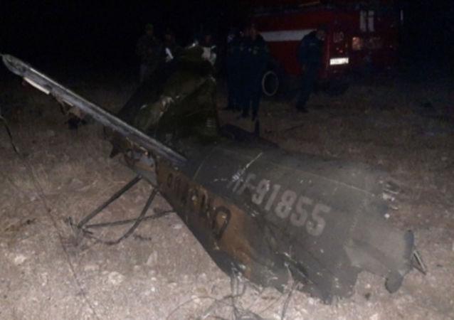 克宫:普京授予在亚美尼亚境内被击落米-24直升机事件中牺牲的机组人员勋章