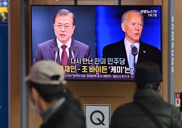 拜登能否将韩国拉入反华联盟?