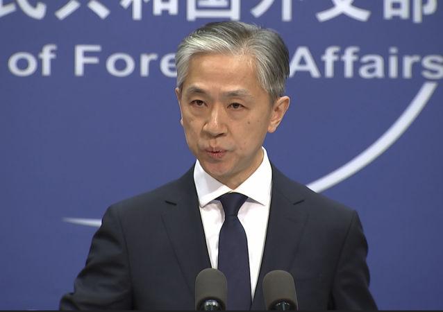 中国外交部:中国政府将持续加强国家安全体系和能力建设 坚决捍卫国家安全主权和发展利益