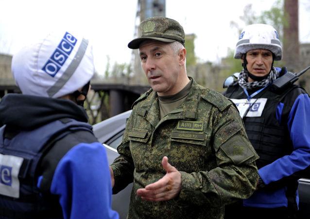 俄罗斯驻纳卡地区维和部队司令穆拉多夫