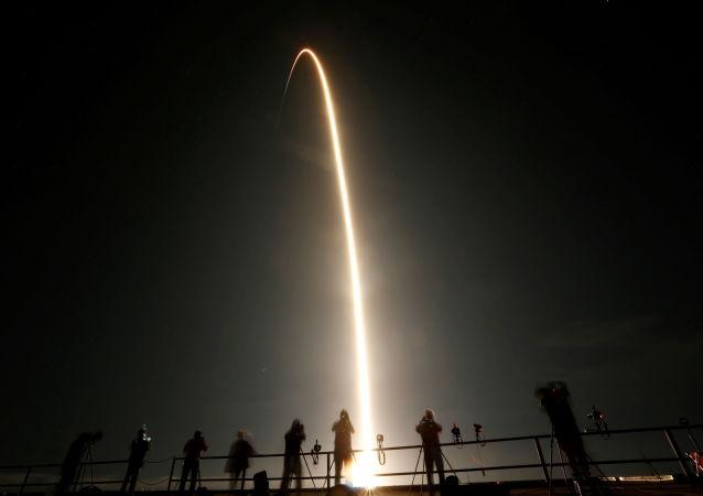 媒体:美国一私营公司的火箭因事故未能到达轨道