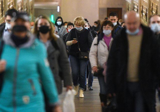 俄罗斯新冠病毒感染致死率为1.7%