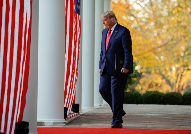 美国总统特朗普