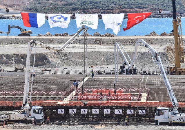 俄国家原子能集团计划2021年春季开始为土耳其阿库尤核电站建造三号机组