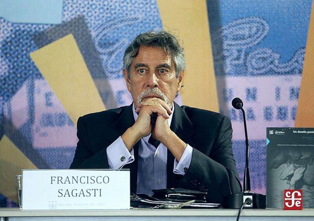 弗朗西斯科∙萨加斯蒂