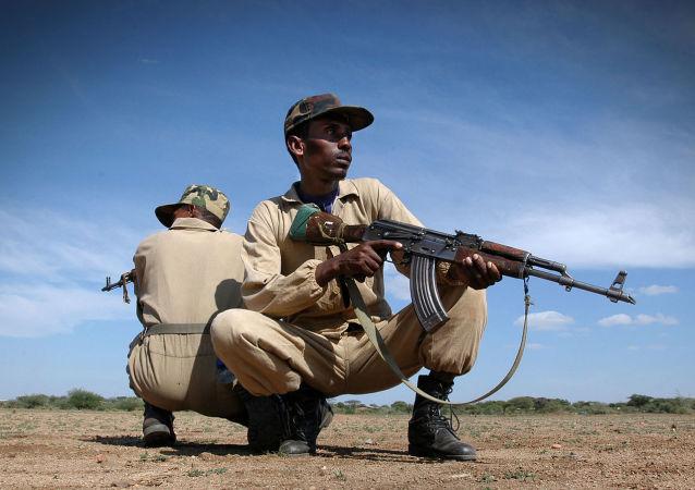 埃塞俄比亚军人