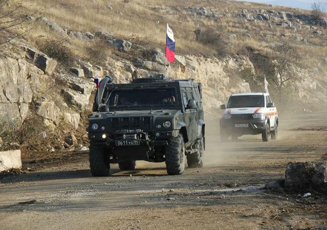 亚美尼亚国防部:希望增加俄第102军事基地的兵力