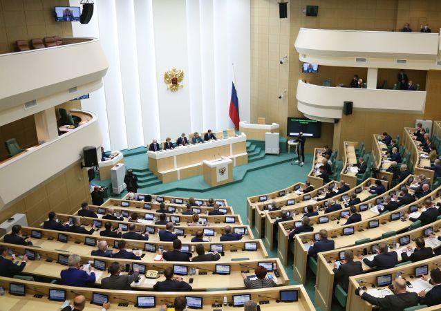 俄联邦委员会通过《俄罗斯联邦国务委员会法》