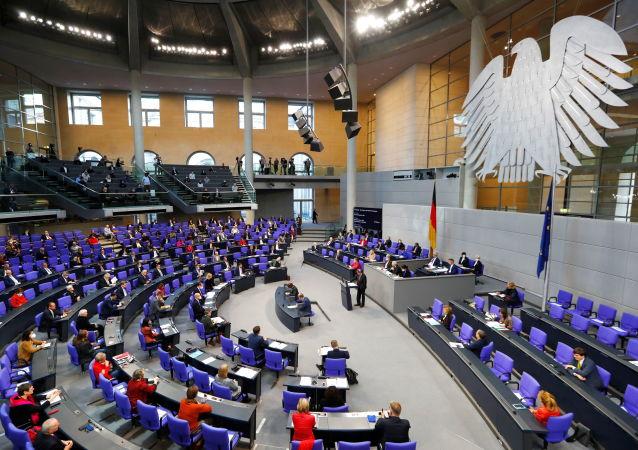 德国联邦议员