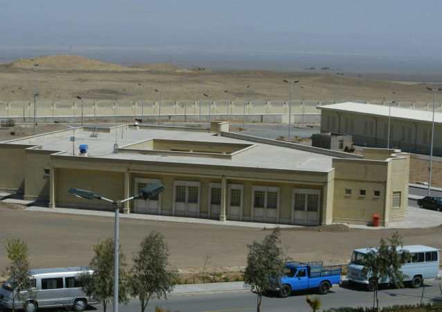 纳坦兹铀浓缩厂