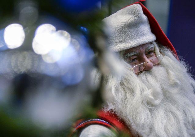 芬兰圣诞老人