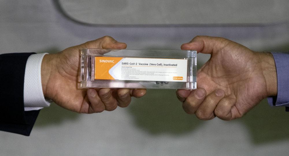 中国科兴疫苗