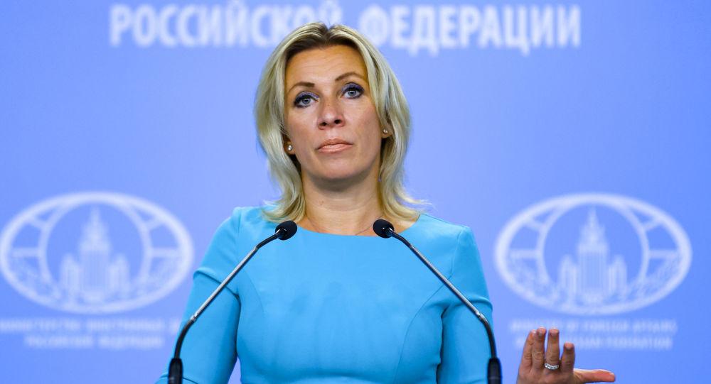 俄外交部发言人将社交网络封锁特朗普账号之举比作网络核爆炸