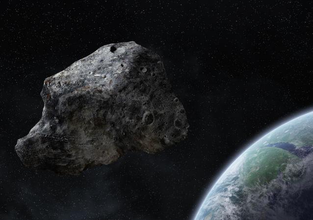 一颗价值174亿美元的小行星正接近地球